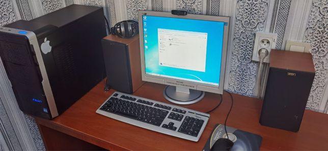 Продам компьютер Intel core I5-3470