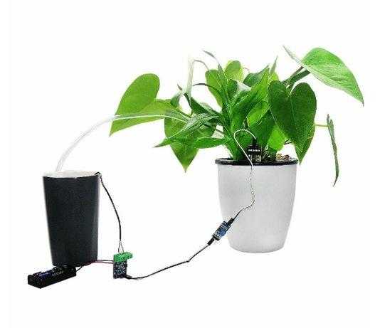 Kit mini automatizare udat udare sol plante