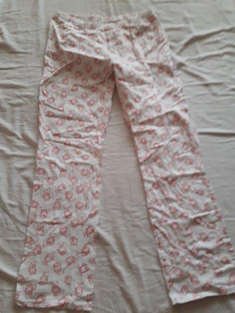 pantaloni pijama cu pisicute mas. S