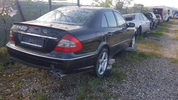 Мерцедес Е420 W211 314кс На Части Mercedes E Class W211 на части
