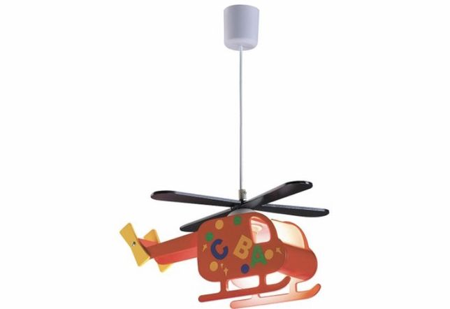Lustra elicopter baietel