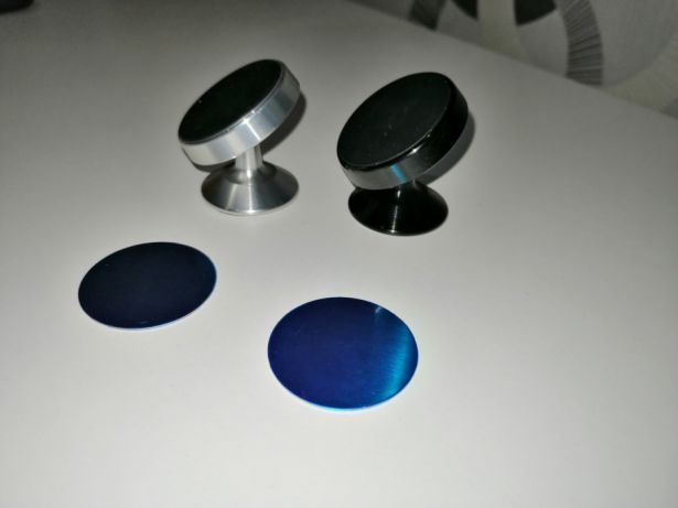 Suport telefon universal magnet auto fix sau reglabil