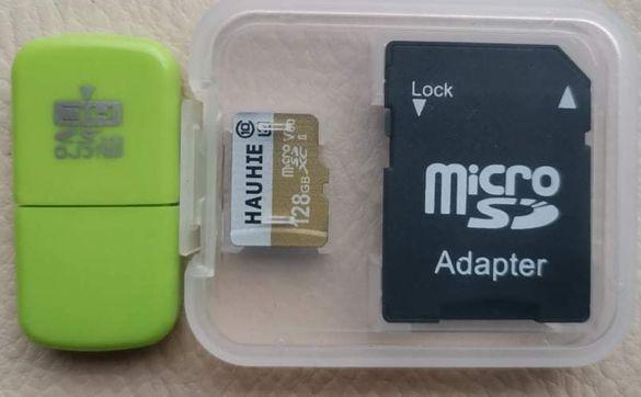 Микро сд карта 128 gb