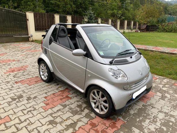Smart decapotabil for two 50.000km 2005
