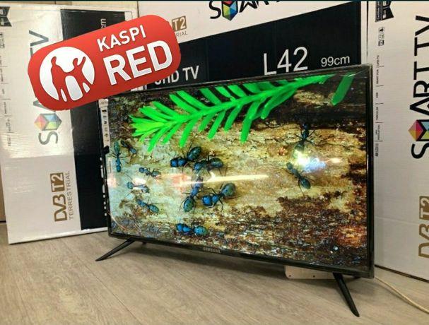 Новый смарт 100см телевизор e42ui  успей купить по лучшей цене