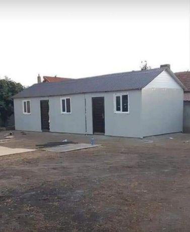 Vindem case modulare din panouri
