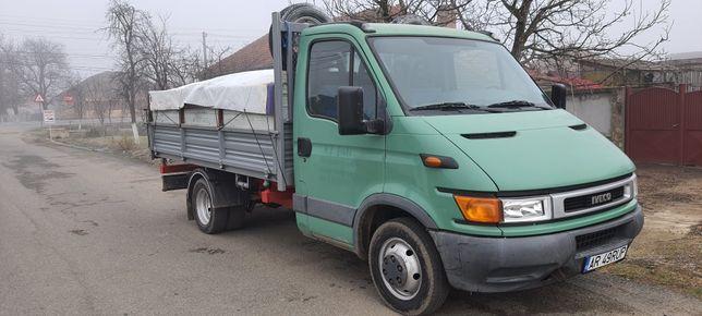 Transport Cereale Vrac Arad
