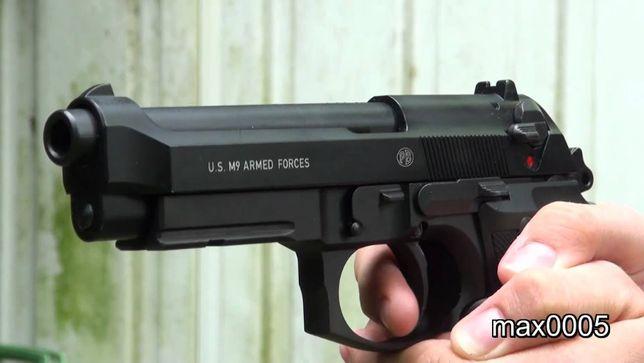 Pistol airsoft (DE INALTA CALITATE)pe CO2 Taurus 6mm cu aer comprimat