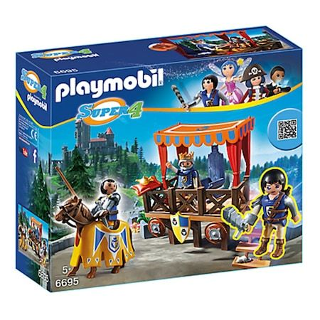 Playmobil Tribuna Regala 6695 NOU/sigilat
