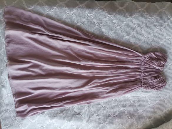 Официална-бална рокля