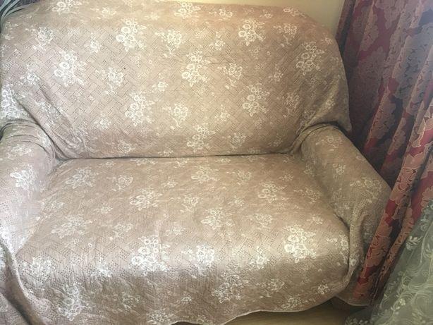 Продам диван полуторка раздвижной