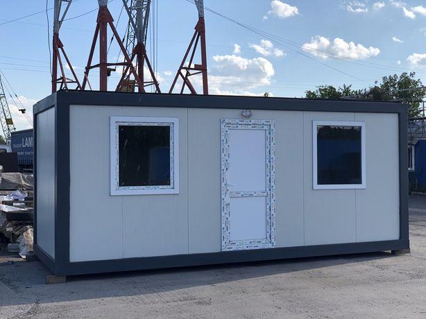 Container tip birou vestiar sanitar modular casa garaj vitrina