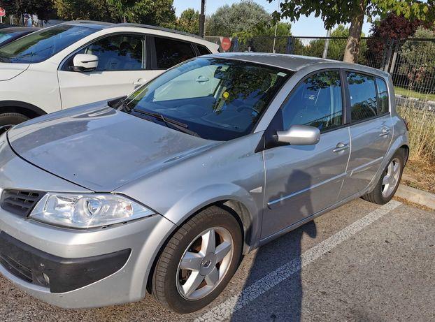 Schimb/Vand Renault megane 2008 1.5dci 60000km motor nou