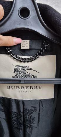 Пальто Burberry из Европы