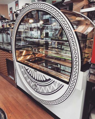 Хладилна витрина Бен-Мари