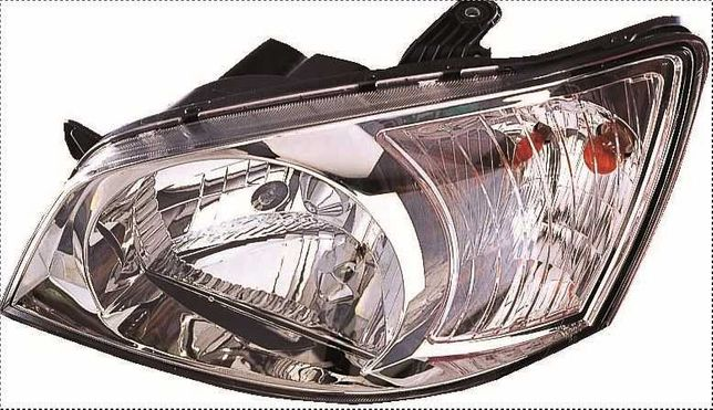 Фара Хендай Гетз Клик/Hyundai Getz Click 2003