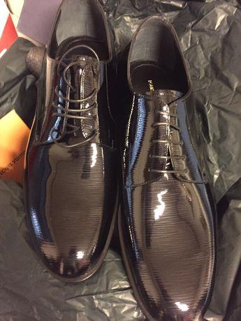 Pantofi Louis Vuitton Paris,derby noir,produs original.