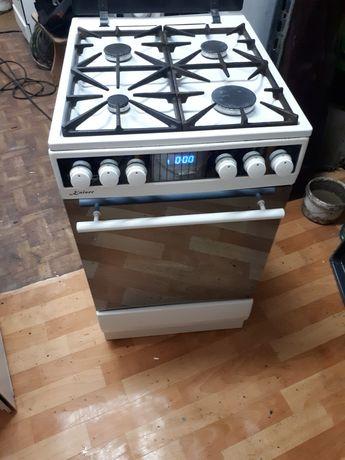 Газовая  плита  духовка  электрическая  размер  50×60 Кайзер германия