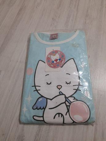 Pijama fetita nou cu eticheta nr 116 - 122