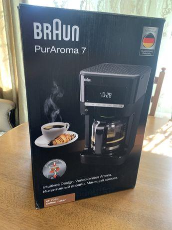 Продам кофеварку Braun PurAroma7!
