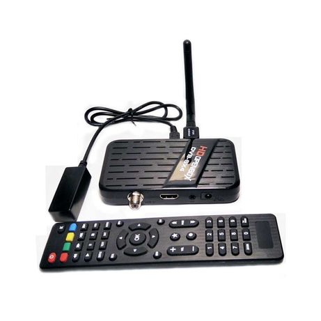 Openbox DVB-SX4 - компактный спутниковый Full HD ресивер DVB-S2/T2-MI