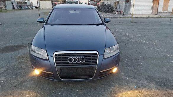 Ауди А6 4Ф Ц6 2.0 ТДИ 140 к.с. / Audi A6 4F 2.0 TDI BRE НА ЧАСТИ