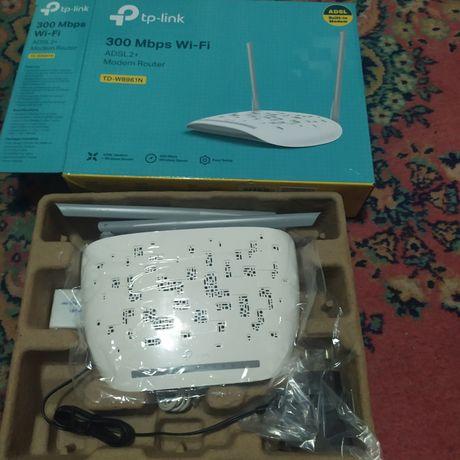 Модем ADSL 4 порта 300mb