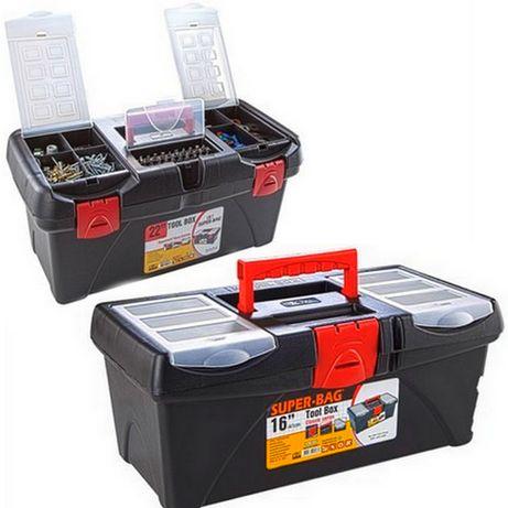 Кутии за инструменти тип куфар - органайзер за инструмент