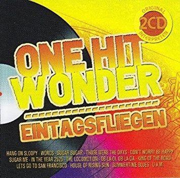 Set 2 CD sigilat One Hit Wonder selectie de 30 melodii