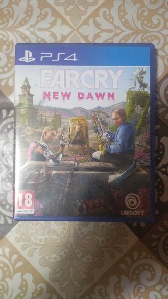 Farcry New Down PS4/PS5