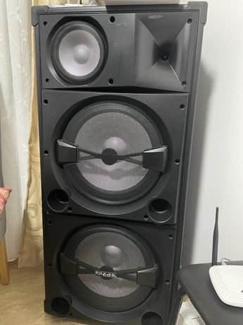 Sistem Audio-Boxe