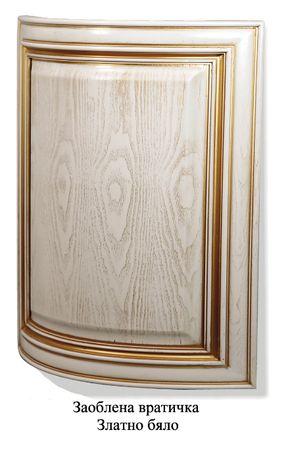 Мебелни вратички и декоративни изделия от МДФ и масив.