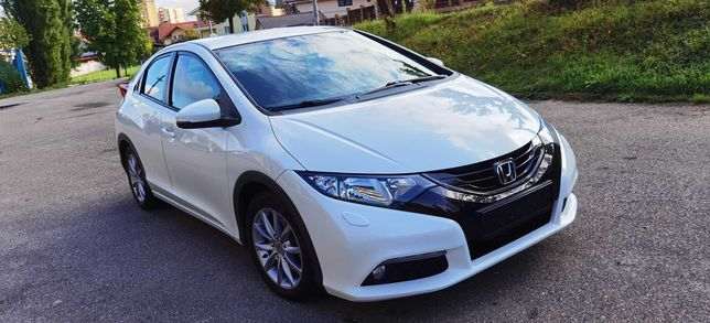 Honda Civic, 1.6 diesel 120CP, Navi, Camera, Stop/Start !