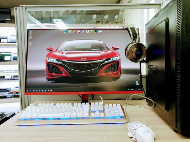 Комплект Супер Мощного Игрового компьютера с Гарантией