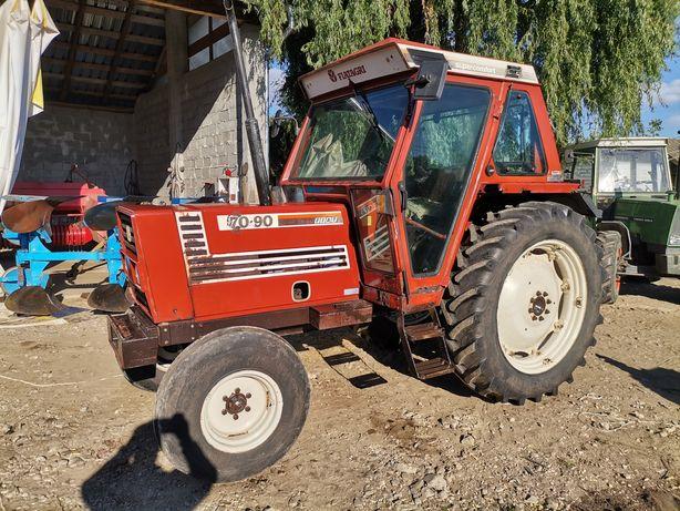 Tractor Fiat 7090 agri 70 cai