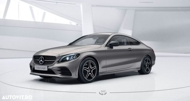 Mercedes-Benz C C 200 4M Coupe 2019