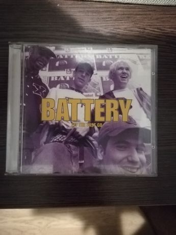 Cd Battery-Let The past go