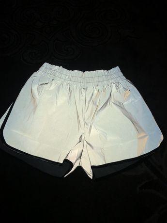 Pantaloni scurti reflectorizanti