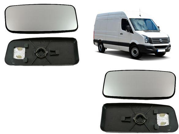 Стъкло за огледало МАЛКО VW Crafter 2009+