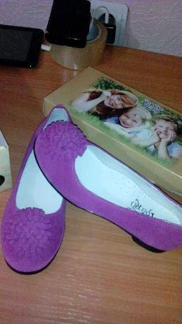 Новые нарядные туфли prince pard, р33