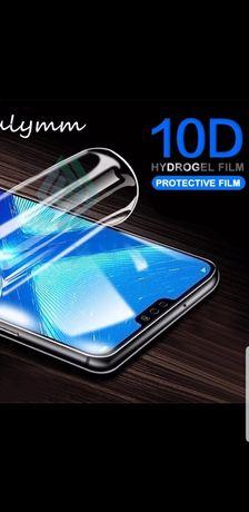 9D силиконов протектор Huawei mate/10/20/30/lite/pro/X