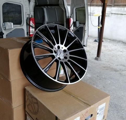 """Джанти за Мерцедес Mercedes 17"""" цола новия модел 5х112 чисто нови"""
