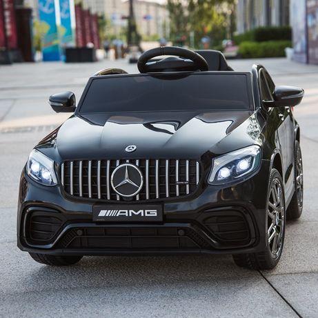 Акумулаторен джип Mercedes GLC63 2X12V батерия