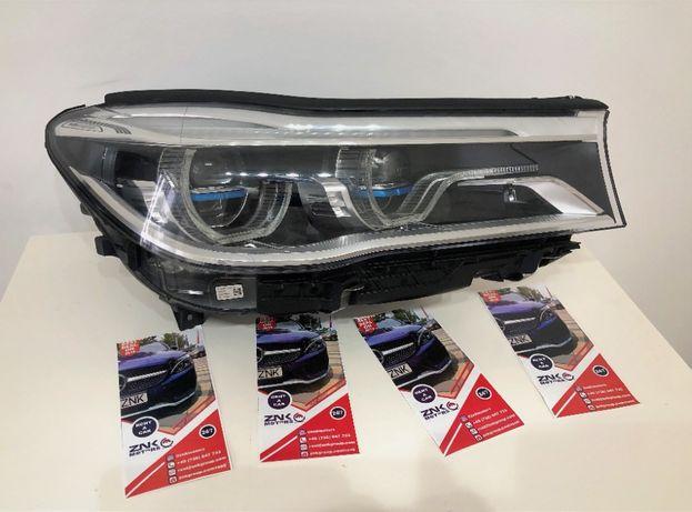 BMW G11 G12 G30 G31 set faruri laser far stanga dreapta kit airbag m