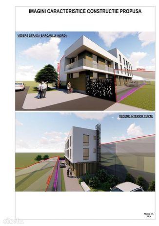Proiect autorizat Apart Hotel Iosia