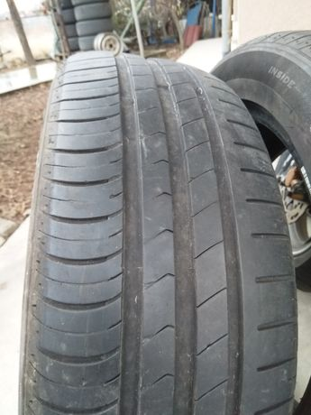 195/55/16 Hankook 205/55/16 Continental2бр.