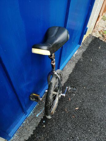 Bicicleta cu o roata