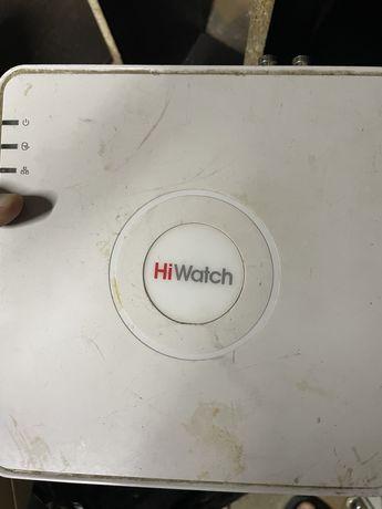 Продам видеонаблюдение hi watch
