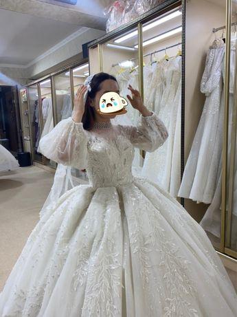 Свадебный платья