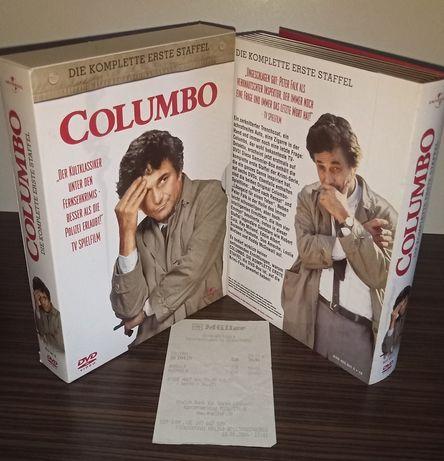 COLUMBO (P.Falk) colecție DVD originale (sezonul 1 și primul, complet)